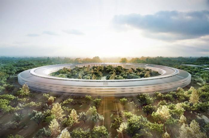 Apple new headquarters