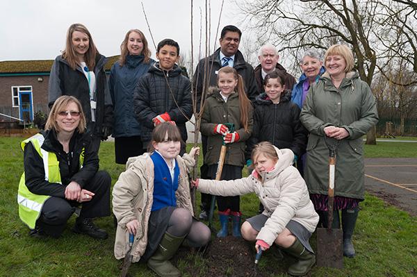 St_Hughs_Tree_Planting_c