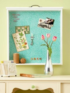 Drawer-Bulletin-Board