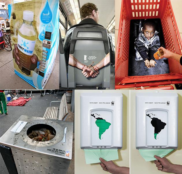 Social change ads