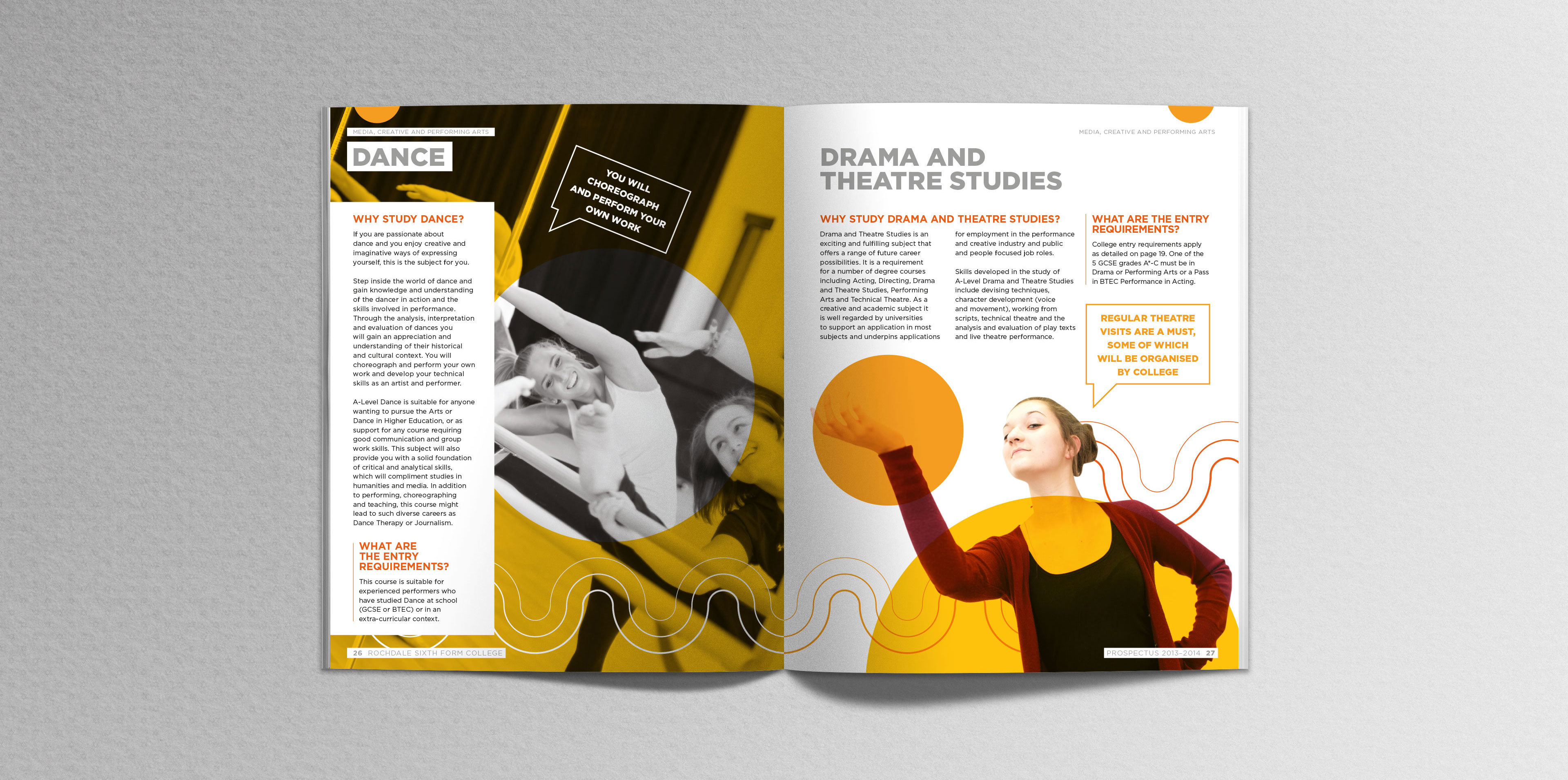 visual identity carbon creative design agency manchester we wanted to show that the college was officially outstanding in many different areas and used the ofsted report to demonstrate this