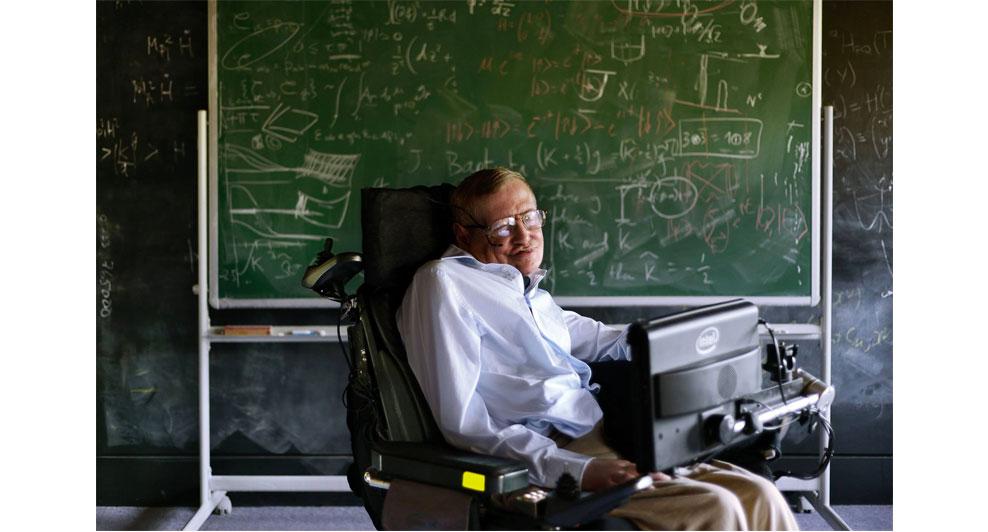 Stephen Hawking - Creative thinker