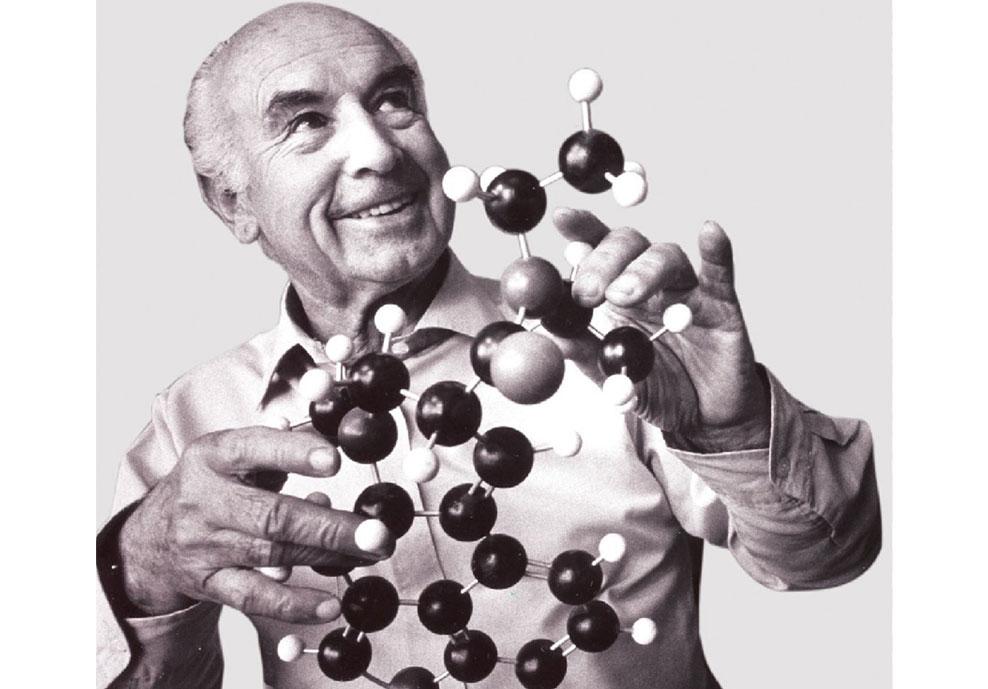 Albert Hoffman - Creative thinker