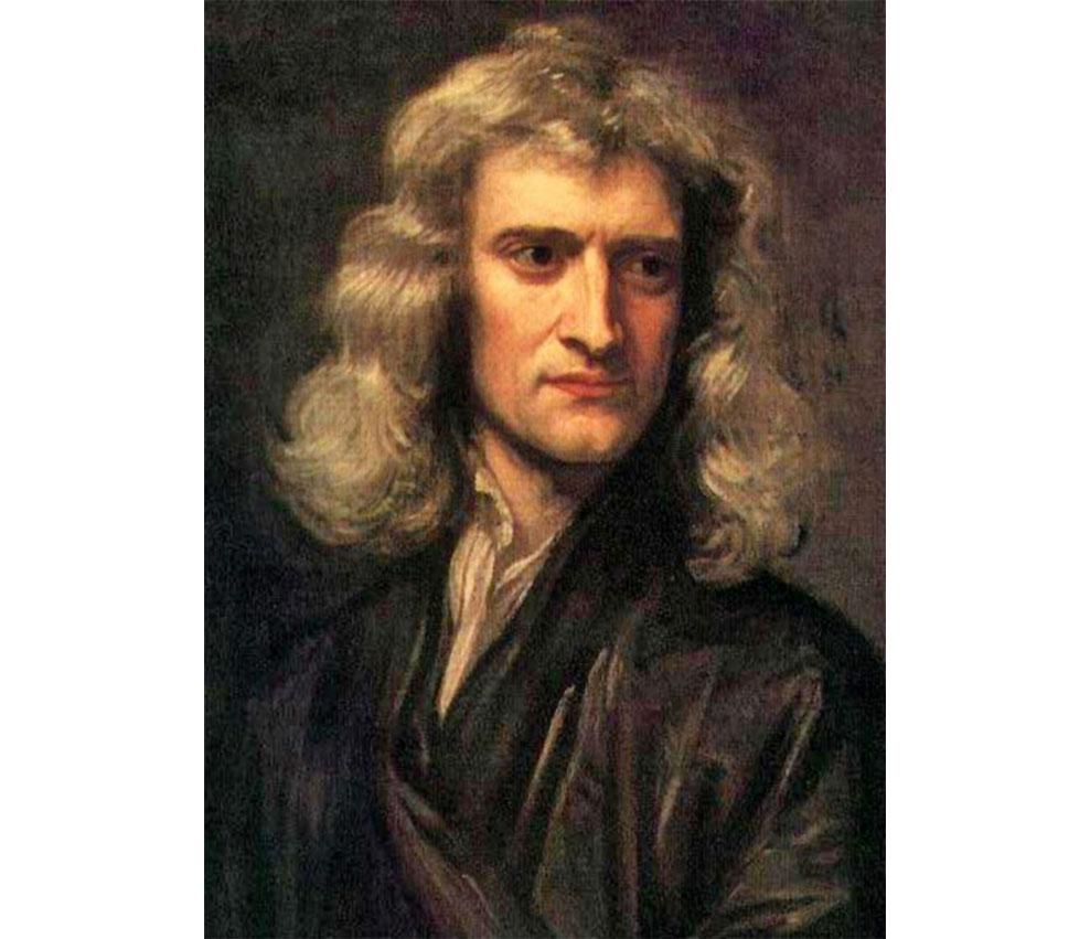 Isaac Newton - Creative thinker