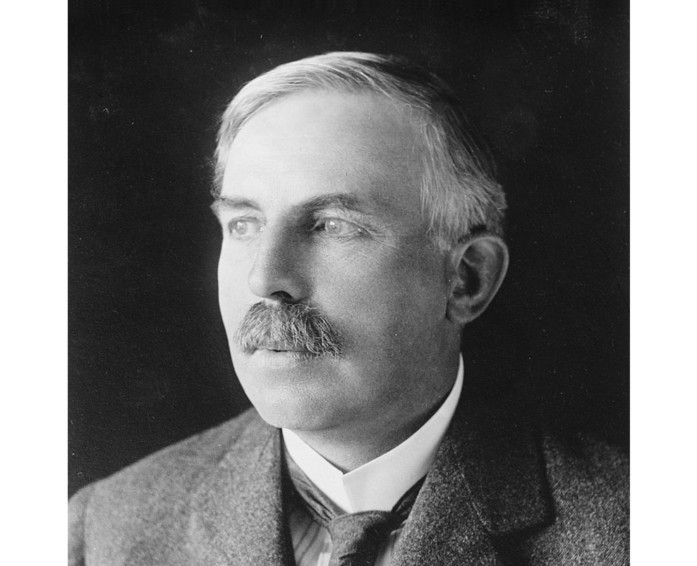 Ernest Rutherford - Creative thinker