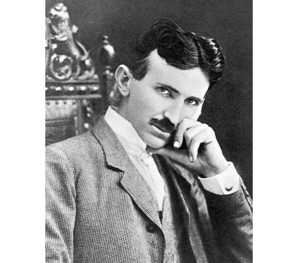 Nikola Tesla - Creative thinker