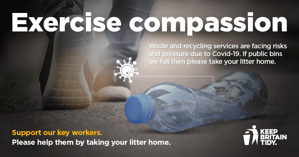 Exercise Compassion - Covid19 Campaign
